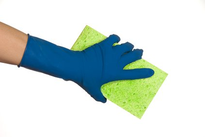 Keeping Kitchen Germs Under Control