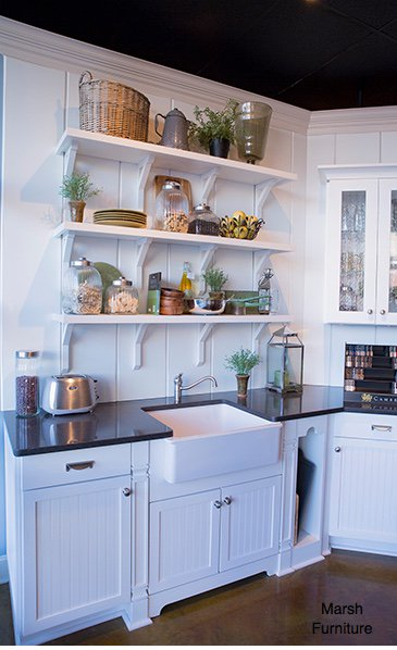 8 Design Elements To Help You Achieve A Cottage Kitchen Style