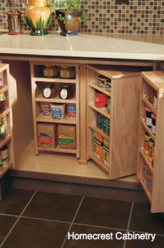 Including Efficient Kitchen Storage In Your Kitchen Design