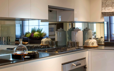 Using Mirrors in Your Kitchen